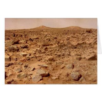 Mars Surface Card