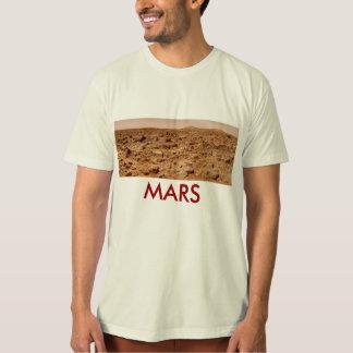 Mars Surface - Landscape View T-shirt