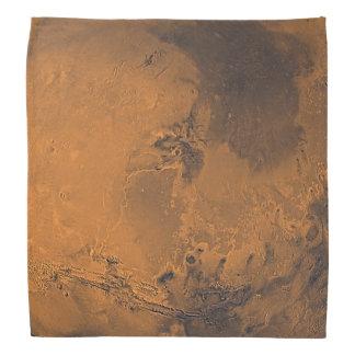 Mars Surface Planet Photo Bandana