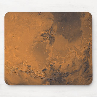 Mars Surface Planet Photo Mouse Pad