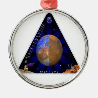 Mars Surveyor '98 Christmas Tree Ornament