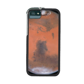 Mars' Syrtis Major Region and Hellas Impact Crater Case For iPhone 5/5S