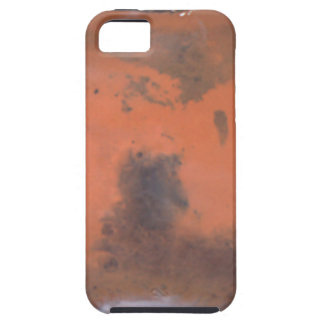 Mars' Syrtis Major Region and Hellas Impact Crater iPhone SE/5/5s Case