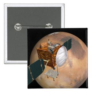 Mars Telecommunications Orbiter 2 Button