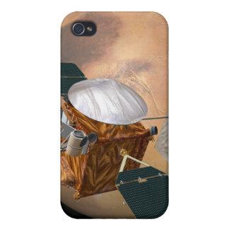 Mars Telecommunications Orbiter 2 iPhone 4 Case