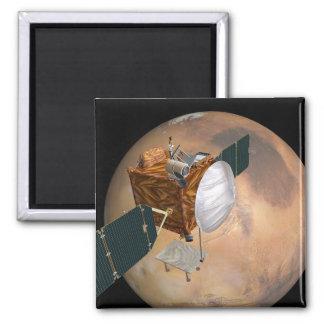 Mars Telecommunications Orbiter 2 Magnet