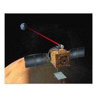 Mars Telecommunications Orbiter 2 Photo Print