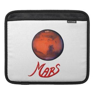 Mars - The Red Planet - iPad Sleeve