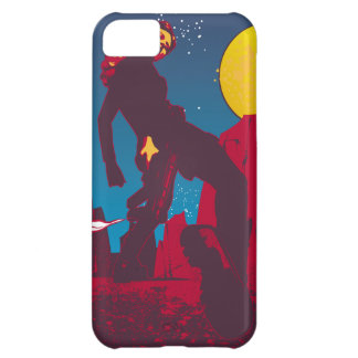 Mars the Red Planet iPhone 5C Covers