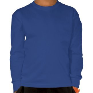 """Mars """"The Red Planet"""" Kid's Long Sleeve T-Shirt"""