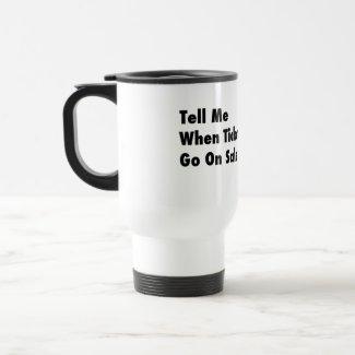 Mars -- Tickets On Sale -- Travel Mug