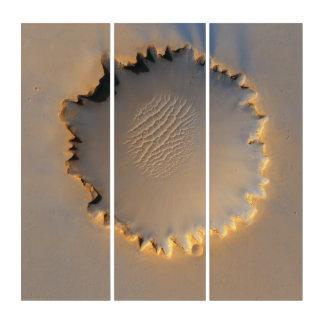 Mars Triptych