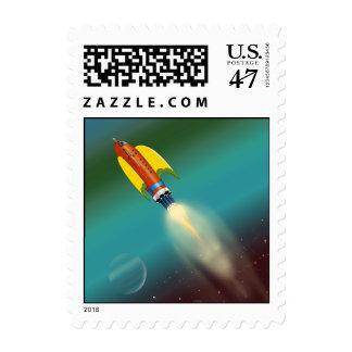 Mars Voyager Postage