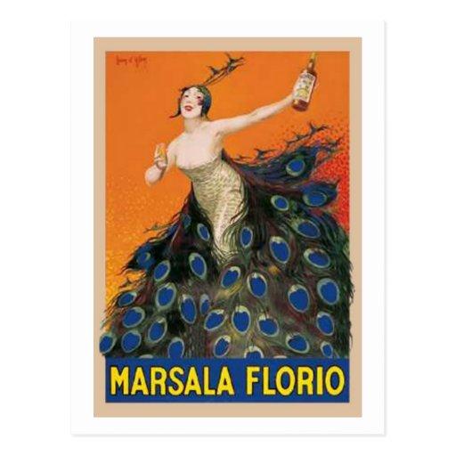 Marsala Florio Post Cards