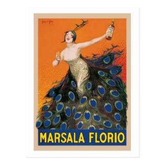 Marsala Florio Postcard