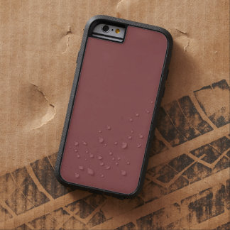 Marsala Spring 2015 Solid Color Tough Xtreme iPhone 6 Case