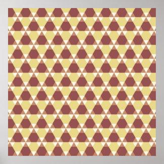 Marsala y poster del Triángulo-Maleficio de las