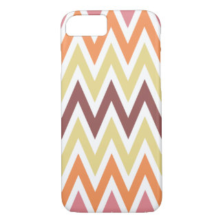 Marsala Zigzag Pattern iPhone 8/7 Case