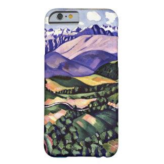 Marsden Hartley - montañas púrpuras, Venecia Funda Para iPhone 6 Barely There