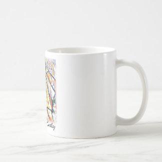 Marsden Hartley - Musical Theme Coffee Mug