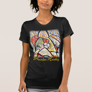 Marsden Hartley - Musical Theme T-Shirt