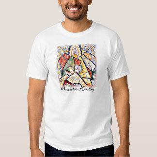 Marsden Hartley - Musical Theme Tee Shirt