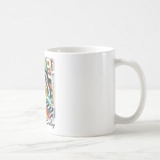 Marsden Hartley - The Number 5 Coffee Mug