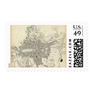 Marseille 2 stamp