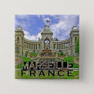 Marseille Button