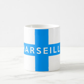 marseille city flag france country name text mugs