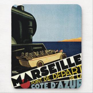 Marseille ~ Cote D'Azur Mouse Pad