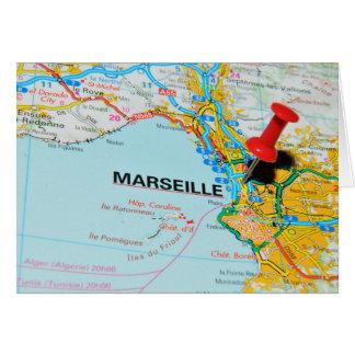 Marseille, Marseilles, France Card