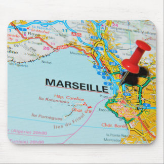 Marseille, Marseilles, France Mouse Pad
