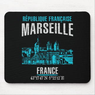 Marseille Mouse Pad