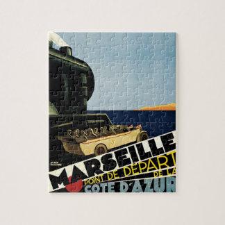 Marseille ~ Point de Depart Puzzle