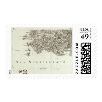 Marseille Postage Stamp