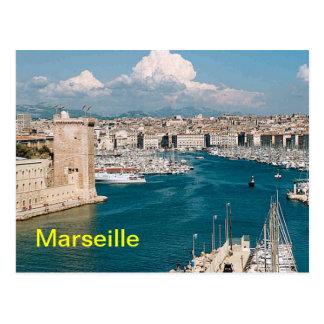 Marseille postcards