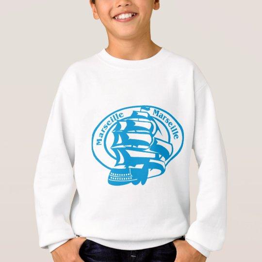 Marseille Stamp Sweatshirt