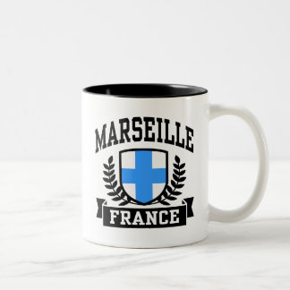 Marseille Two-Tone Coffee Mug