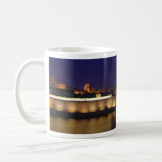 Marseille Vieux Port Night Coffee Mug