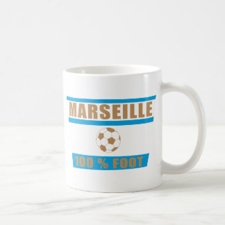 Marseilles football coffee mug
