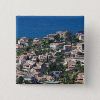 Marseilles, France Button