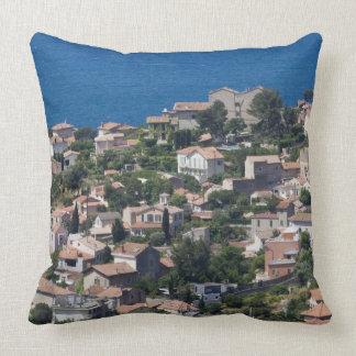 Marseilles, France Throw Pillow