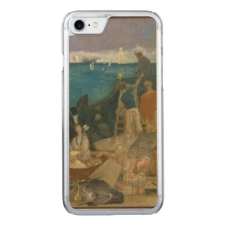 Marseilles, Gateway to the Orient by Puvis Carved iPhone 7 Case