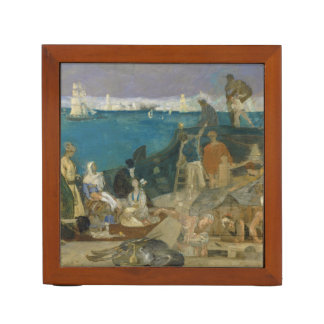 Marseilles, Gateway to the Orient by Puvis Desk Organizers