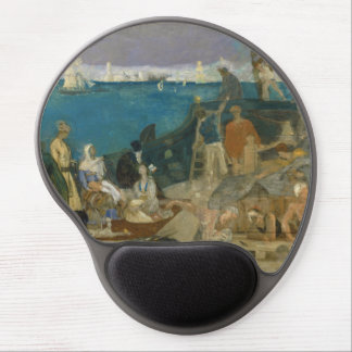 Marseilles, Gateway to the Orient by Puvis Gel Mouse Mats