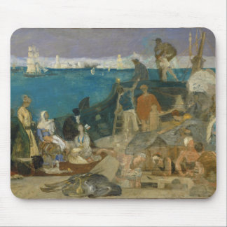 Marseilles, Gateway to the Orient by Puvis Mouse Pads