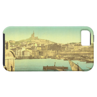 Marseilles Harbour I France iPhone 5 Covers