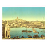 Marseilles Harbour I Postcards