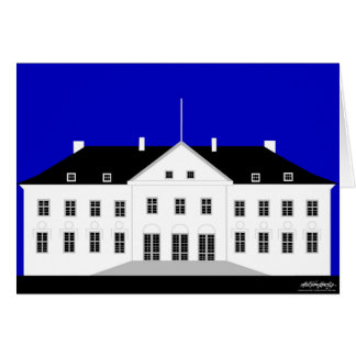 Marselisborg Palace - Art Gallery Selection Card